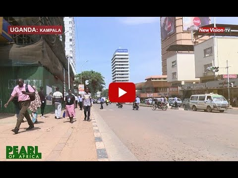 A look through Uganda's capital city, Kampala