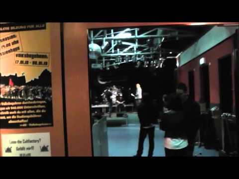 NitrogeN - Tour nach Nürnberg - Emergenza Band Contest 19.01.13