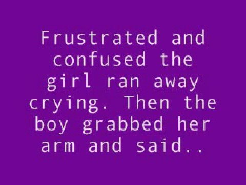 A cute little love story :) - YouTube