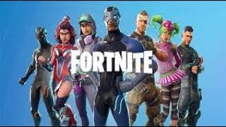 Fortnite session with the Squad   Live Stream