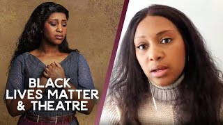 Alexia Khadime on Black Lives Matter and theatre
