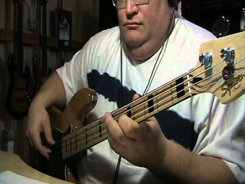 Nirvana Lithium Bass Cover