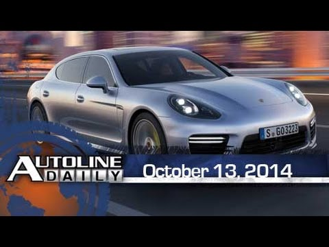 Porsche Thinks Panamera Is Ugly Kia S Image Problem Autoline Daily 1477