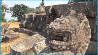 часть 2 перевод+анализ Шокирующая древняя технология - Храм Преа Вихеар, Камбоджа, Praveen Mohan