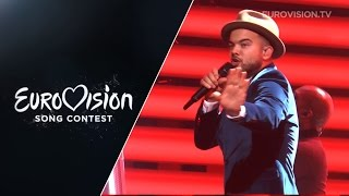 Guy Sebastian - Tonight Again (Australia) Impression of second rehearsal