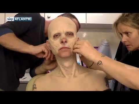 Britannia: Mackenzie Crook Make-up Time-lapse