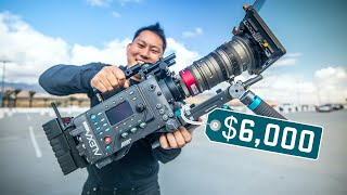 Buying the cheapest Arri Alexa Cinema Camera on the Internet