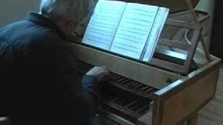 Handel, Sarabande & Gigue in D minor, 3-17-11.wmv