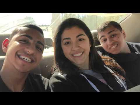 St. George High School California Trip 2016