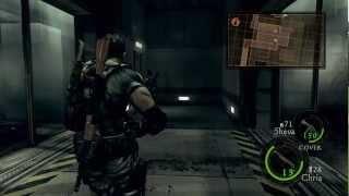 Resident Evil 5 Walkthrough Part 11 ( Veteran Chapter 5-1 )