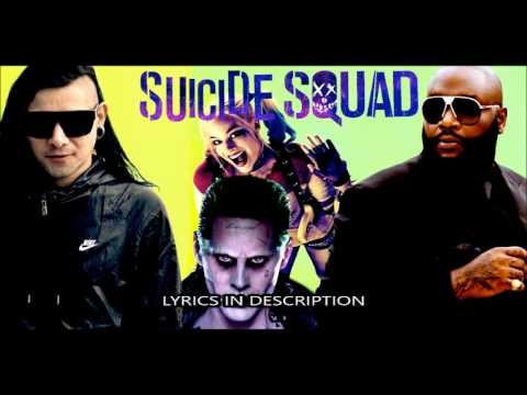 Skrillex And Rick Ross Purple Lambo Instrumental With Download