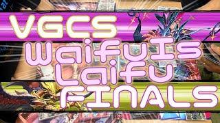 Cardfight!! Vanguard: WaifuIsLaifu VGCS Finals Commentary (Blademaster vs Luard)