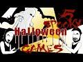 5 Spooky Halloween Games!