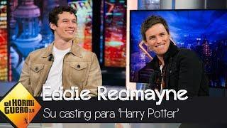 Eddie Redmayne y su casting fallido para 'Harry Potter' - El Hormiguero 3.0