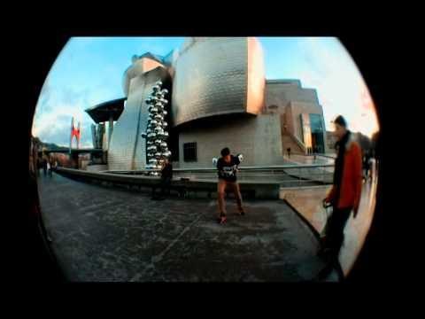 Pablo García | Animation in Guggenheim Bilbao