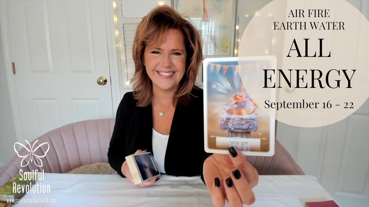 Weekly Energy Tarot Reading: What are you manifesting right now?