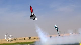 "Tareq Alsaadi ""Goblin"" & Jamal Almazrouei ""CARF J-10"" - 1st GCC RC competition"