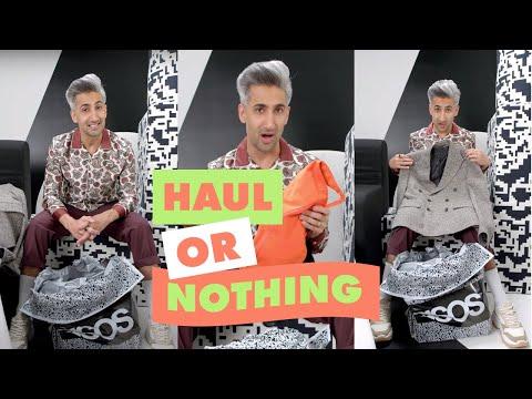 Queer Eye's Tan France Talks Us Through His ASOS Order | ASOS Haul Or Nothing