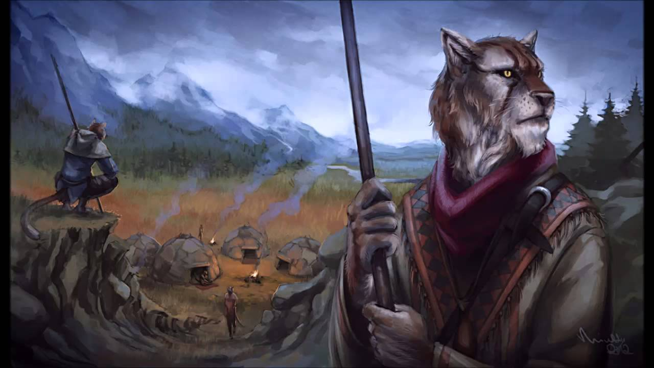 khajiit skyrim the elder - photo #3