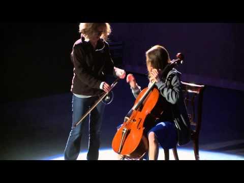 Amy Acker, Clark Gregg Talk Cellist 'Marvel's Agents of SHIELD'