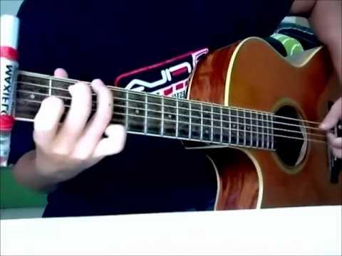 Kpop 'medley' guitar solo (part 1)
