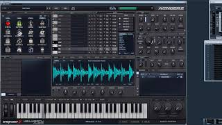 Vengeance Producer Suite - Avenger 20 new Drum browser Loops