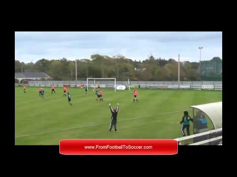 Goal of the year in Womens Football - Irish Stephanie Roche