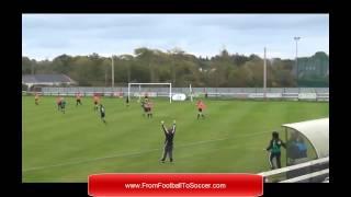 Goal of the year in Womens Football - Irish Stephanie Roche