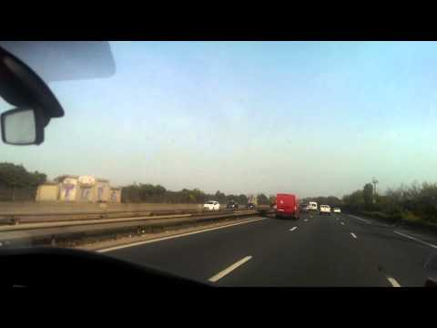 Drive From Paris to Charles de Gaulle Airport