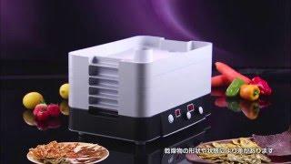 東明テック 家庭用食品乾燥機 プチマレンギ