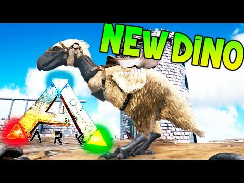 NUEVO DINO !! EL PAJARO DEL TERROR !! ARK SURVIVAL EVOLVED Mods Makigames