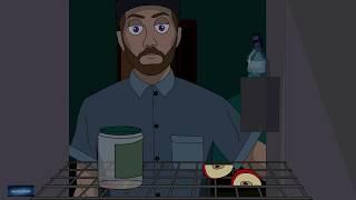 Quarantine Horror Story Animated (Animated in Hindi)