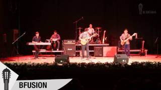 Boris Fadul & The BFusion Band - Festival Internacional de Guitarra - Cartagena de Indias