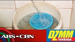 Higit 12 milyon tatamaan ng 17 oras na water interruption | DZMM