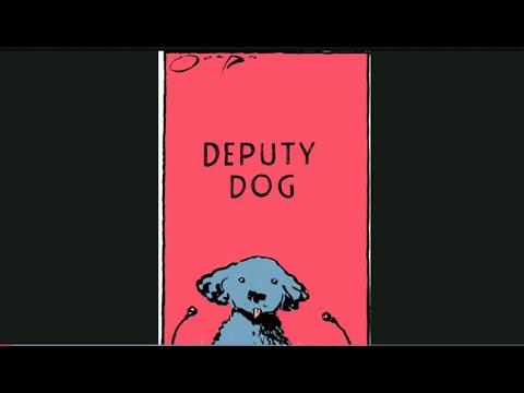 Jack Ohman cartoon: Deputy First Dog Cali Brown takes on the press