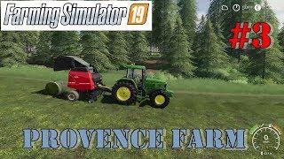 Farming Simulator 2019.Provence Farm#3.Timelapse#3