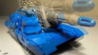 Takara Robot Masters Reverse Convoy/Rebirth Convoy Review in 3D!!!