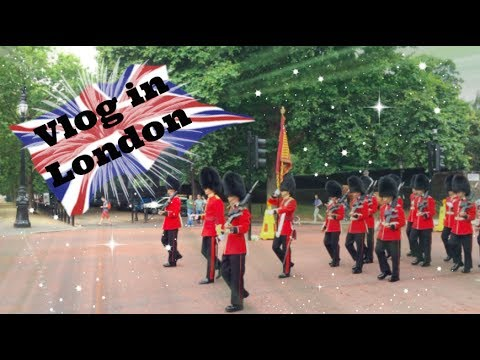 WELCOME TO LONDON / VLOG IN THE UNITED KINGDOM - PART 1