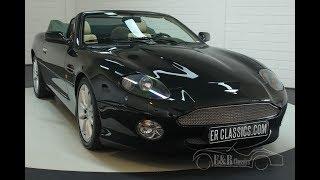 Aston Martin DB7 V12 2001-VIDEO- www.ERclassics.com