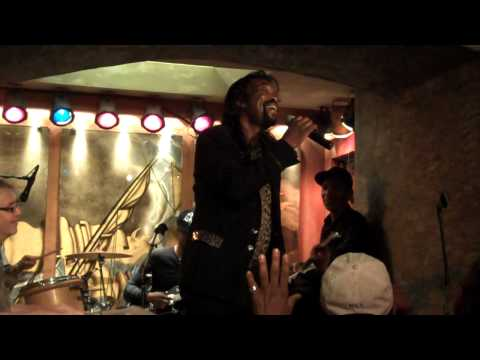 Nick Ashford singing Happy Birthday to Valerie Simpson Live at the Sugarbar