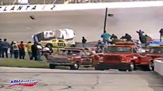 Jimmy Horton Big Crash 1995 Hoosier General Tire 500k