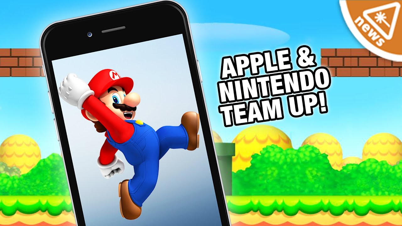 Why the Apple Nintendo Team Up is Great for Gamers ...
