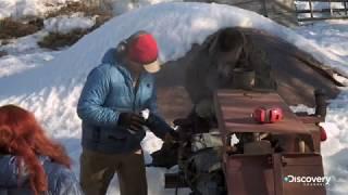 Сложно работать с отцом - Аляска: последний рубеж
