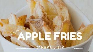 Apple Fries & Caramel Dip