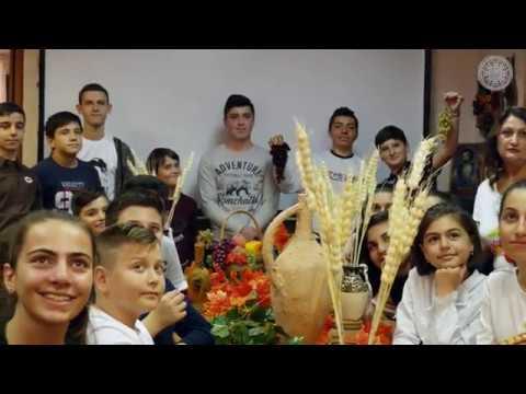 Мастер классы армянской школы города Перми