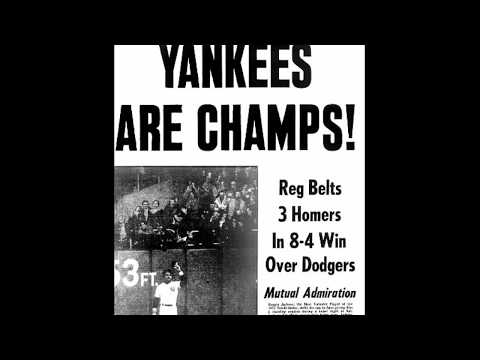 1977 World Series, Game 6 (WCBS Radio Broadcast) (Reggie!)