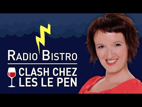 ANNE ROUMANOFF - Clash chez les Le Pen