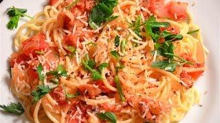 """delicious Spaghetti With Arrabbiata Sauce Recipe"" ""vegetarian Recipes"""
