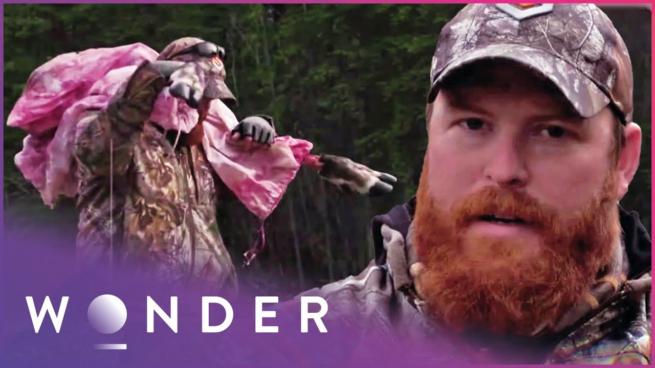 These Men Survive Being Tracked By Wild Predators | Dropped S1 EP8 | Wonder
