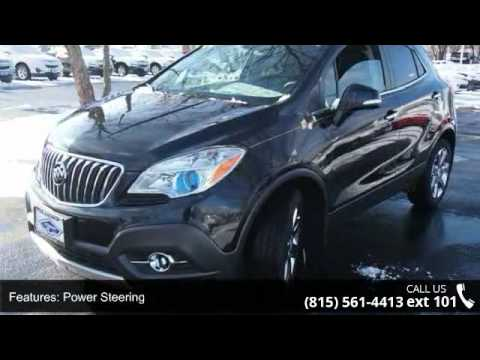 2014 Buick Encore Leather Bachrodt Chevrolet Rockford